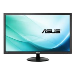 "VP228HE 21.5"", Full HD 1920 x 1080 WLED/ TN LED, 1ms, Black LCD Monitor"