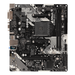 A320M-HDV R4.0, AMD A320 Chipset, AM4, HDMI, microATX Motherboard