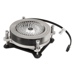 ROCC-17001, 27mm Height, 70W TDP, Copper/Aluminum CPU Cooler
