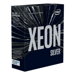Xeon® Silver 4210 10-Core 2.2 - 3.2GHz Turbo, LGA 3647, 2 UPI, 85W, Processor