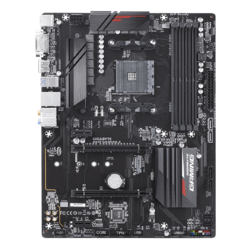 B450 Gaming X, AMD B450 Chipset, AM4, HDMI, ATX Motherboard