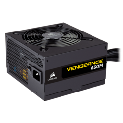 Vengeance 650M, 80 PLUS Silver 650W, Semi Modular, ATX Power Supply