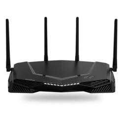 Nighthawk Pro Gaming XR450, IEEE 802.11ac, Dual-Band 2.4 / 5GHz, 600 / 1733 Mbps, 1GbE 4xRJ45, 2x USB 3.0, Wireless Router