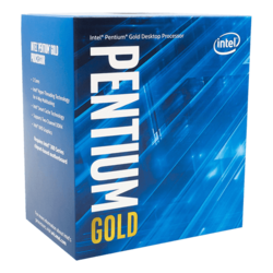 Pentium® Gold G5420 2-Core 3.8GHz, LGA 1151, 54W TDP, Retail Processor