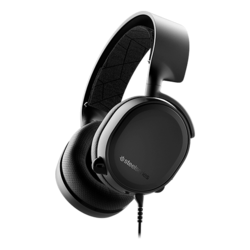 Arctis 3 Console Edition, Wired 3.5mm, Black, Gaming Headset