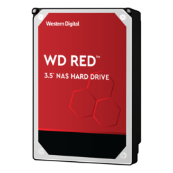 12TB Red WD120EFAX, 5400 RPM, SATA 6Gb/s, 256MB cache, 3.5-Inch HDD
