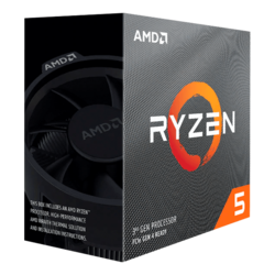 Ryzen™ 5 3600 6-Core 3.6 - 4.2GHz Turbo, AM4, 65W TDP, Retail Processor