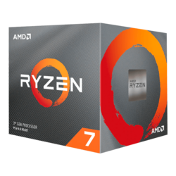 Ryzen™ 7 3700X 8-Core 3.6 - 4.4GHz Turbo, AM4, 65W TDP, Retail Processor