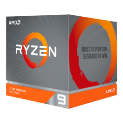 Ryzen™ 9 3900X 12-Core 3.8 - 4.6GHz Turbo, AM4, 105W TDP, Retail Processor