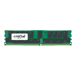128GB Quad-Rank, DDR4 2666MHz, CL22, ECC Registered Memory