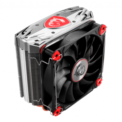 CORE FROZR S, 152mm Height, 120W TDP, Copper/Aluminum CPU Cooler