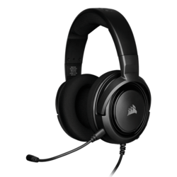 HS35 Stereo, 2x3.5mm, Carbon, Gaming Headset