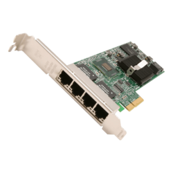 Gigabit ET2 Quad Port Server Adapter, bulk