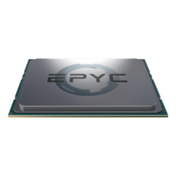 EPYC™ 7742 64-Core 2.25 - 3.4GHz Turbo, SP3, 225W, OEM Processor
