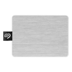 500GB One Touch SSD 400 / 400 MB/s, USB 3.0, White External SSD
