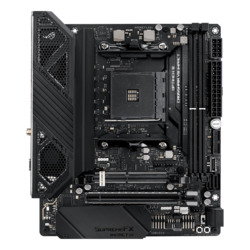 ROG Crosshair VIII Impact, AMD X570 Chipset, AM4, Mini-DTX Motherboard