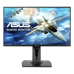 "VG258QR 24.5"", Full HD 1920 x 1080 TN LED, 0.5ms, 165Hz, FreeSync, Black LCD Monitor"
