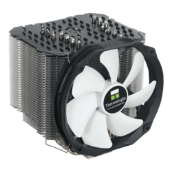 Le Grand Macho RT, 159mm Height, 300W TDP, Copper/Nickel CPU Cooler