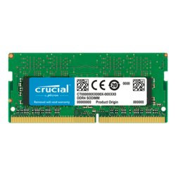 8GB CT8G4SFS832A DDR4 3200MHz, CL22, SO-DIMM Memory