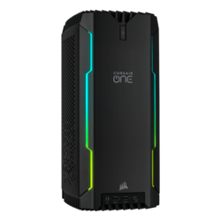 ONE i164, Intel® Core™ i9-9900K, 32GB DDR4 Memory, 960GB M.2 NVMe, 2TB HDD, NVIDIA® GeForce RTX™ 2080 Ti, Windows 10, Compact Gaming PC