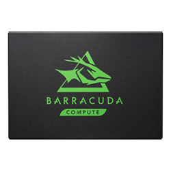 1TB BarraCuda 120 7mm, 560 / 540 MB/s, 3D TLC, SATA 6Gb/s, 2.5-Inch SSD