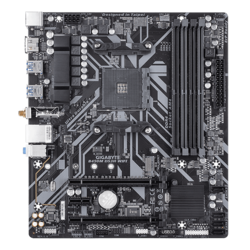 B450M DS3H WIFI-Y1, AMD B450 Chipset, AM4, HDMI, microATX Motherboard