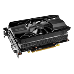GeForce® GTX 1660 BLACK GAMING, 1530 - 1785MHz, 6GB GDDR5, Graphics Card