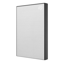 2TB Backup Plus Slim STHN2000401, USB 3.0, Silver, External Hard Drive