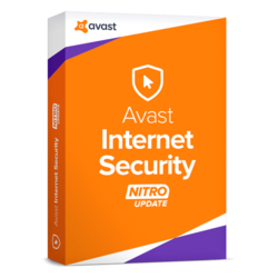 Avast Internet Security 3 Years, 1 PC