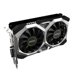 GeForce® GTX 1650 SUPER™ VENTUS XS OC, 1530 - 1740MHz, 4GB GDDR6, Graphics Card
