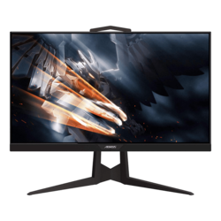 "AORUS KD25F 24.5"", Full HD 1920 x 1080 TN LED, 0.5ms, 240Hz, FreeSync, Black, LCD Monitor"