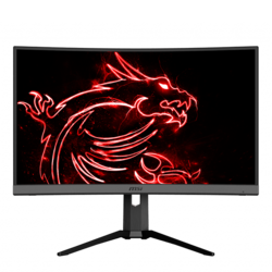 "Optix MAG272CR 27"", Full HD 1920 x 1080, VA LED, 1ms, 165Hz, FreeSync, Black, Curved LCD Monitor"