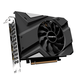 GeForce® GTX 1660 SUPER™ MINI ITX OC 6G, 1530 - 1800MHz, 6GB GDDR6, Graphics Card