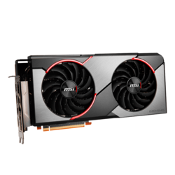 Radeon™ RX 5600 XT GAMING X, 1420 - 1750MHz, 6GB, GDDR6, Graphics Card