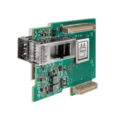 40/50/100Gbps Ethernet Network interface card for OCP 3.0, ConnectX®-5 Ex EN MCX566A-CDAI (2x QSFP28)