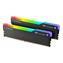 16GB Kit (2 x 8GB) TOUGHRAM Z-ONE RGB DDR4 3200MHz, CL16, Black, RGB LED, DIMM Memory