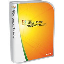 Office Home and Student Edition 2007 32-bit Edition, OEM, No Media