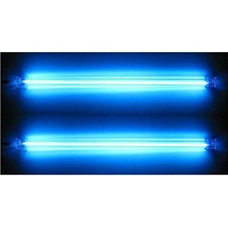 "12"" Single Cold Cathode Case Light Kit, Blue"