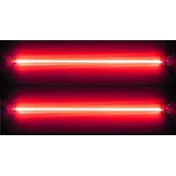 "12"" Single Cold Cathode Case Light Kit, Red"