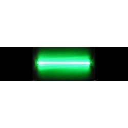 "4"" Single Cold Cathode Case Light Kit, Green"