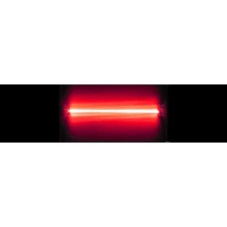 "4"" Single Cold Cathode Case Light Kit, Red"