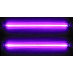 "12"" Single Cold Cathode Case Light Kit, Ultra UV"