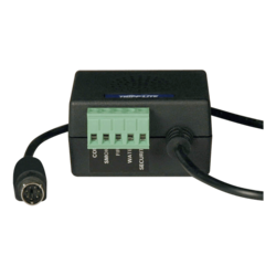 EnviroSense Rack Environment Sensor, Temperature, Humidity, Contact-Closure Inputs