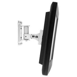 Wall Mount LCD Bracket, White