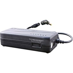 PWI-AC90LE Universal AC/DC Adapter, 12V-24V Output Selector, 90W, 12 Tips, USB
