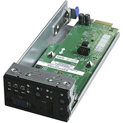 Standard Front Panel for SR1625UR Server Barebone (No Cables Included)