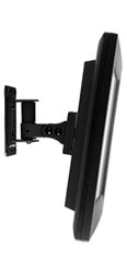 Wall Mount LCD Bracket, Black