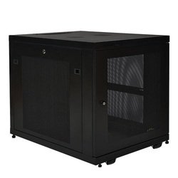 SR12UB SmartRack Deep Rack Enclosure Cabinet, 12U, 25.1in x 23.63in x 33.5in