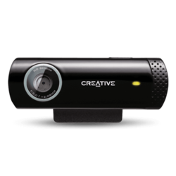 73VF070000000, 5.7MP, 1280 x 720, 30fps, USB, Retail Web Camera