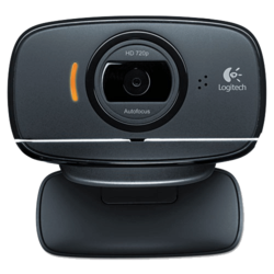 C525, 8.0MP, 1280x720, USB, Retail Web Camera